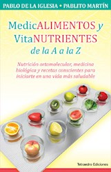 Libro Medicalimentos Y Vitanutrientes De La A A La Z