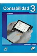 Papel CONTABILIDAD 3 A & L (9 EDICION)