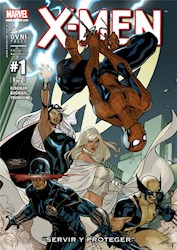 Papel X-Men 1 - Servir Y Proteger