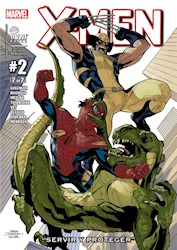 Papel X-Men 2 - Servir Y Proteger