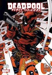 Papel Deadpool Reyes Suicidas