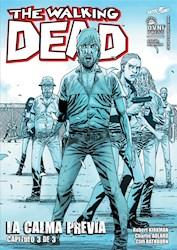 Papel The Walking Dead La Calma Previa
