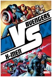 Papel Avengers Vs. X-Men Volumen 1