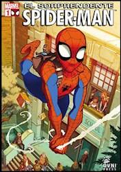 Papel Aventuras Marvel El Sorprendente Spiderman