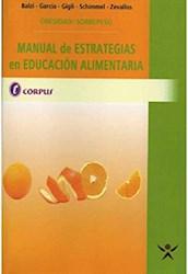 Papel Obesidad, Sobrepeso. Manual De Estrategias En Educación Alimentaria
