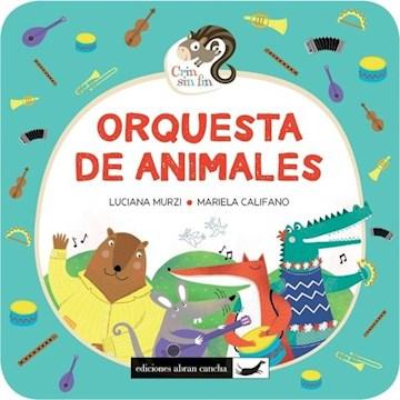 Papel Orquesta De Animales