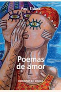 Papel POEMAS DE AMOR -PAUL ELUARD-