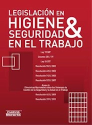 Legislacin En Higiene Y Seguridad En El Trabajo