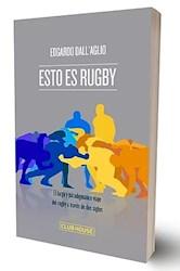 Libro Esto Es Rugby