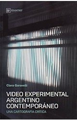 Papel VIDEO EXPERIMENTAL ARGENTINO CONTEMPORANEO