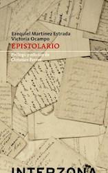 Libro Epistolario Correspondencia