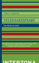 Libro Teleshakespeare, Las Series En Serio