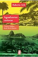Papel AGUAFUERTES CARIOCAS (COLECCION LA LENGUA / AGUAFUERTE)