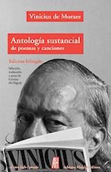 Libro Antologia Sustancial De Poemas Y Canciones