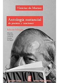 Papel Antologia Sustancial De Poemas Y Canciones
