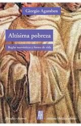 Papel ALTISIMA POBREZA