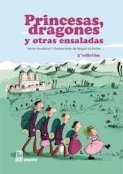 Libro Princesas , Dragones Y Otras Ensaladas