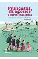 Papel PRINCESAS DRAGONES Y OTRAS ENSALADAS (CARTONE)