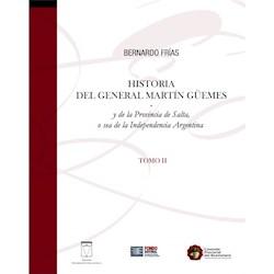 Libro Historia Ii Del General Martin Guemes