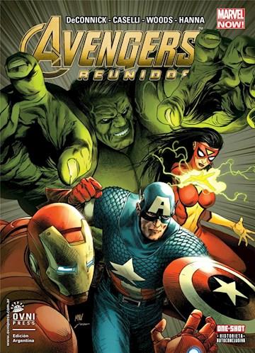 Papel Avengers Reunidos 2