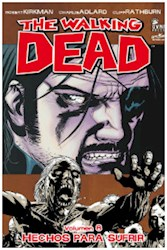 Papel The Walking Dead Volumen 8 - Hechos Para Sufrir