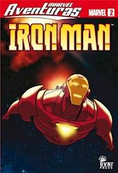 Papel Aventuras Marvel Iron Man