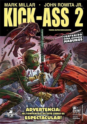 Papel Kick Ass # 02