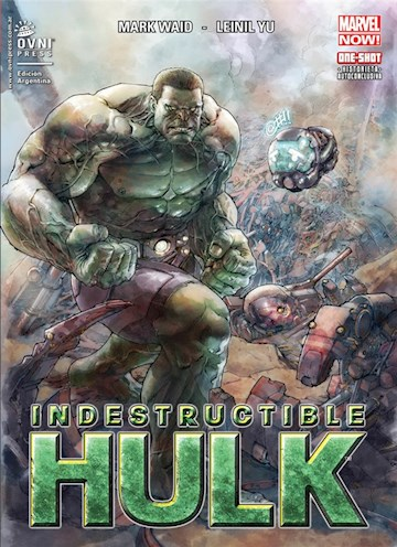 Papel Indestructible Hulk Now #01