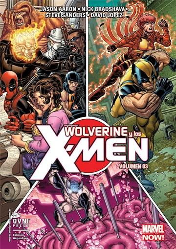 Papel Wolverine Y Los X-Men #03