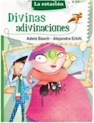 Libro Divinas Adivinaciones (A Partir De 9 A/Os)