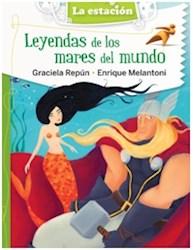 Libro Leyenda De Los Mares Del Mundo