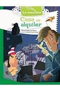 Papel CASA EN ALQUILER (COLECCION LA MAQUINA DE HACER LECTORES 554)