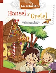 Libro Hansel Y Gretel (A Partir De Los 6 A/Os)
