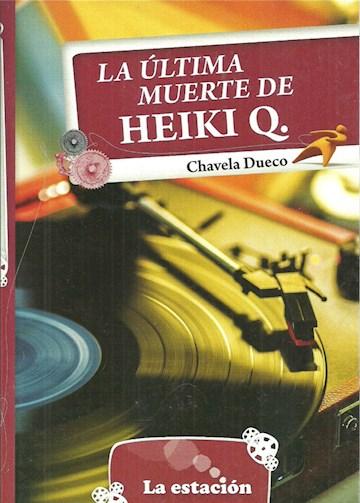 Papel La Ultima Muerte De Heiki Q.