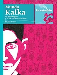 Libro Mundo Kafka - La Metamorfosis