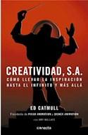 Papel CREATIVIDAD S.A. COMO LLEVAR LA INSPIRACION HASTA EL IN  FINITO Y MAS ALLA