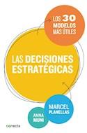 Papel DECISIONES ESTRATEGICAS LOS 30 MODELOS MAS UTILES (RUSTICO)