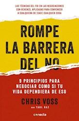 Papel Rompe La Barrera Del No