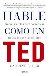 Libro Hable Como En Ted