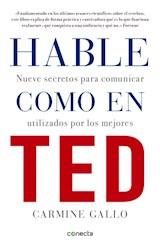 Papel HABLE COMO EN TED