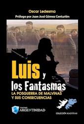 Libro Luis Y Los Fantasmas