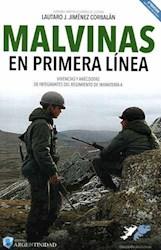 Libro Malvinas En Primera Linea