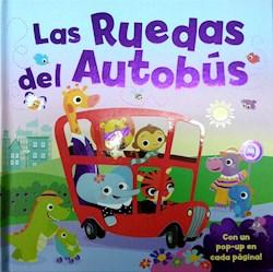 Libro Pop Up-Las Ruedas Del Autobus
