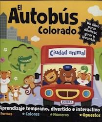 Libro Leo Y Descubro-El Autobus Colorado