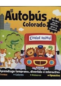 Papel Autobus Colorado - Desliza Gira Y Levanta