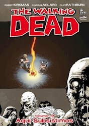 Papel The Walking Dead Volumen 9 - Aqui Subsistimos