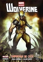 Papel Wolverine Temporada De Caza