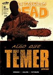 Papel The Walking Dead #49