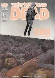 Papel The Walking Dead #50 Algo Que Temer Parte Dos