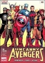 Papel Uncanny Avengers